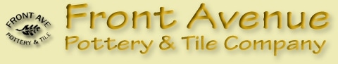 Front Avenue Pottery and Tile coupon code