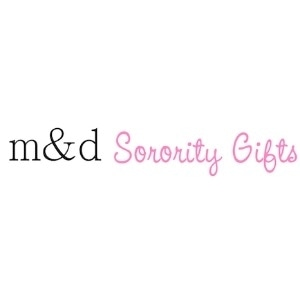 M&D Sorority Gifts coupon code